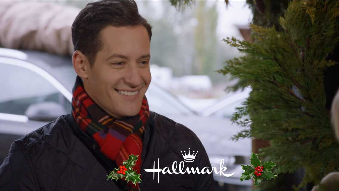Jeremy Glazer Spreads Some Hallmark Holiday Cheer In 'My Christmas Love' | Jeremy Glazer