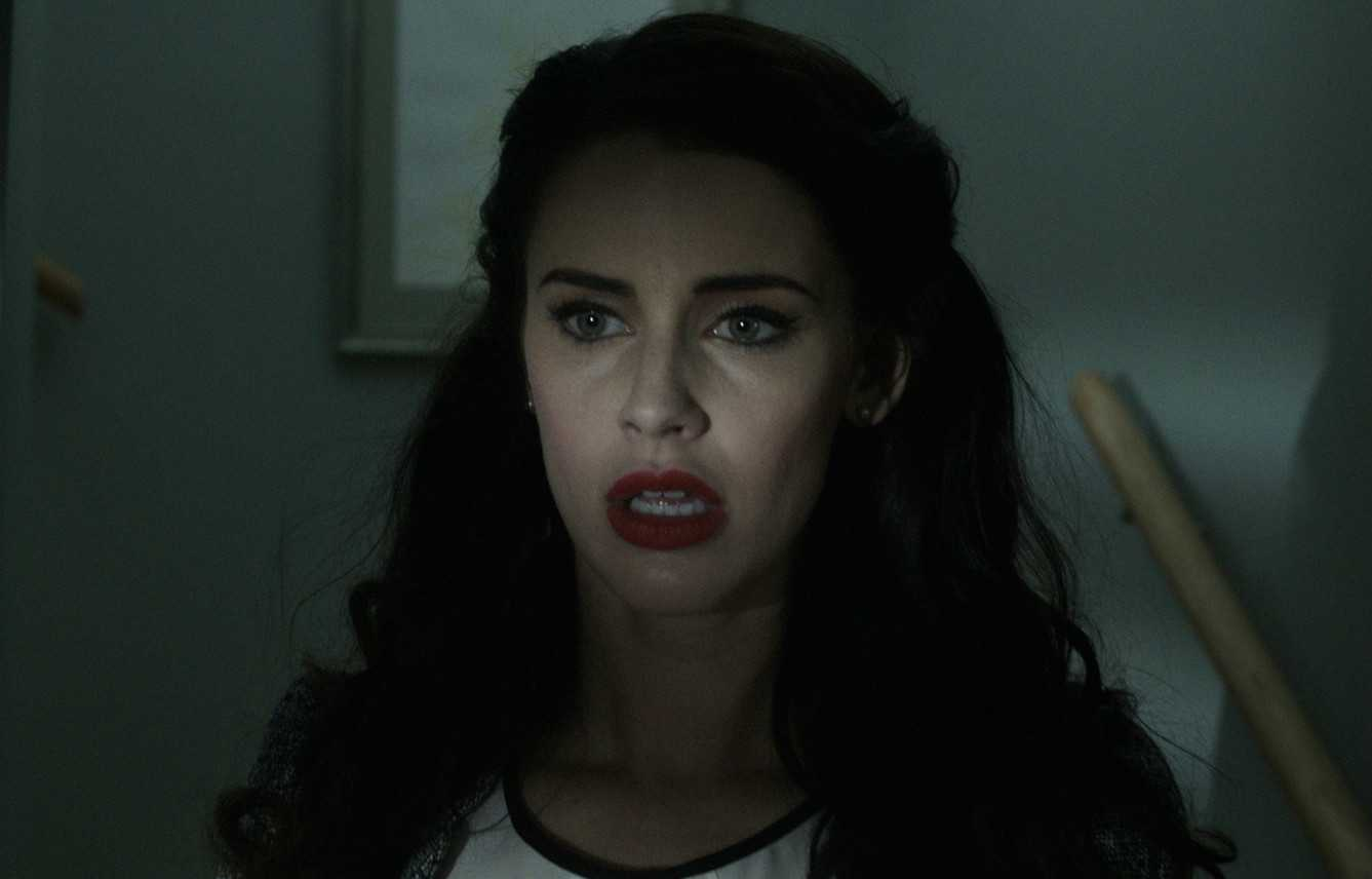 Jessica Lowndes Talks New Film, Abattoir | Lowndes