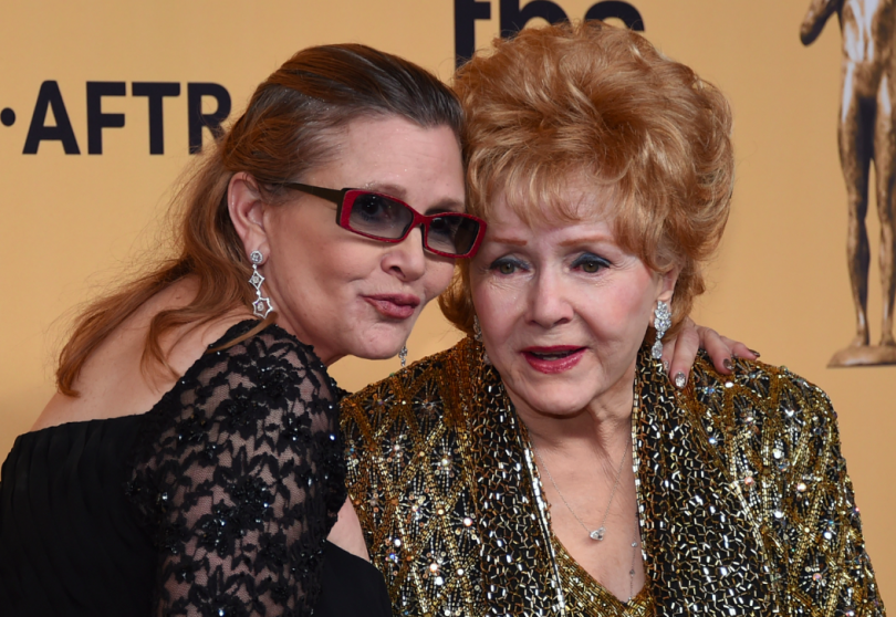Carrie Fisher In Stable Condition After Mid-Flight Heart Attack | carrie fisher