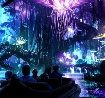 Get A Special Preview Of Disney's Pandora - The World Of Avatar | Avatar