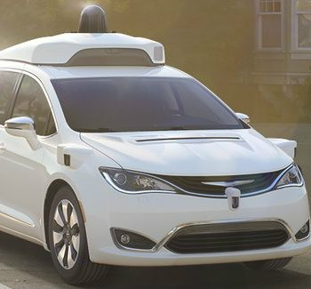 Google Unveils Self-Driving Fiat Minivan | google