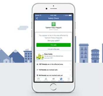 Facebook Safety Check Continues To Spread Fake News | safety check