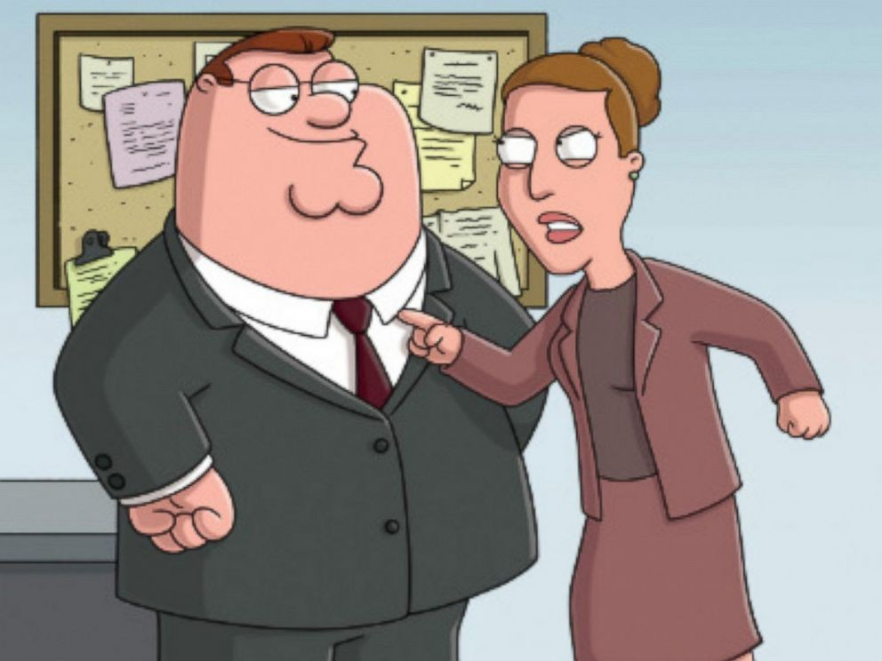 Carrie Fisher Appears In Two New Family Guy Episodes | Carrie Fisher