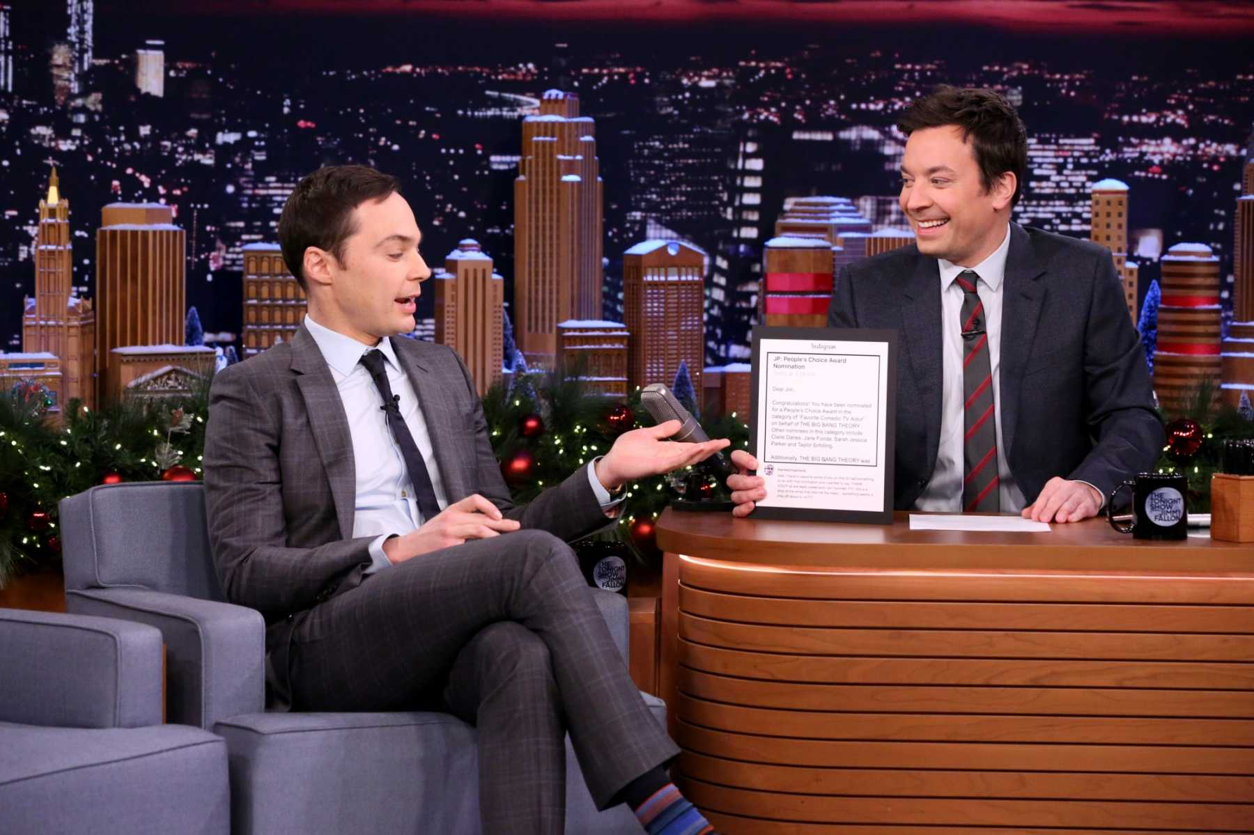 Watch Jim Parsons And Jimmy Fallon Play 5-Second Summaries | 5-second