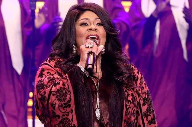 Kim Burrell Promotes Hate Despite Message Of New Song | Burrell