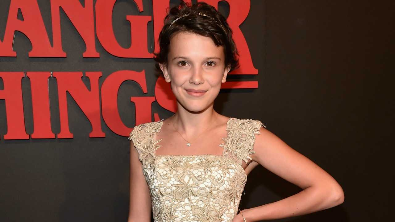 Stranger Things' Millie Bobby Brown Wants To Play Princess Leia | Millie Bobby Brown