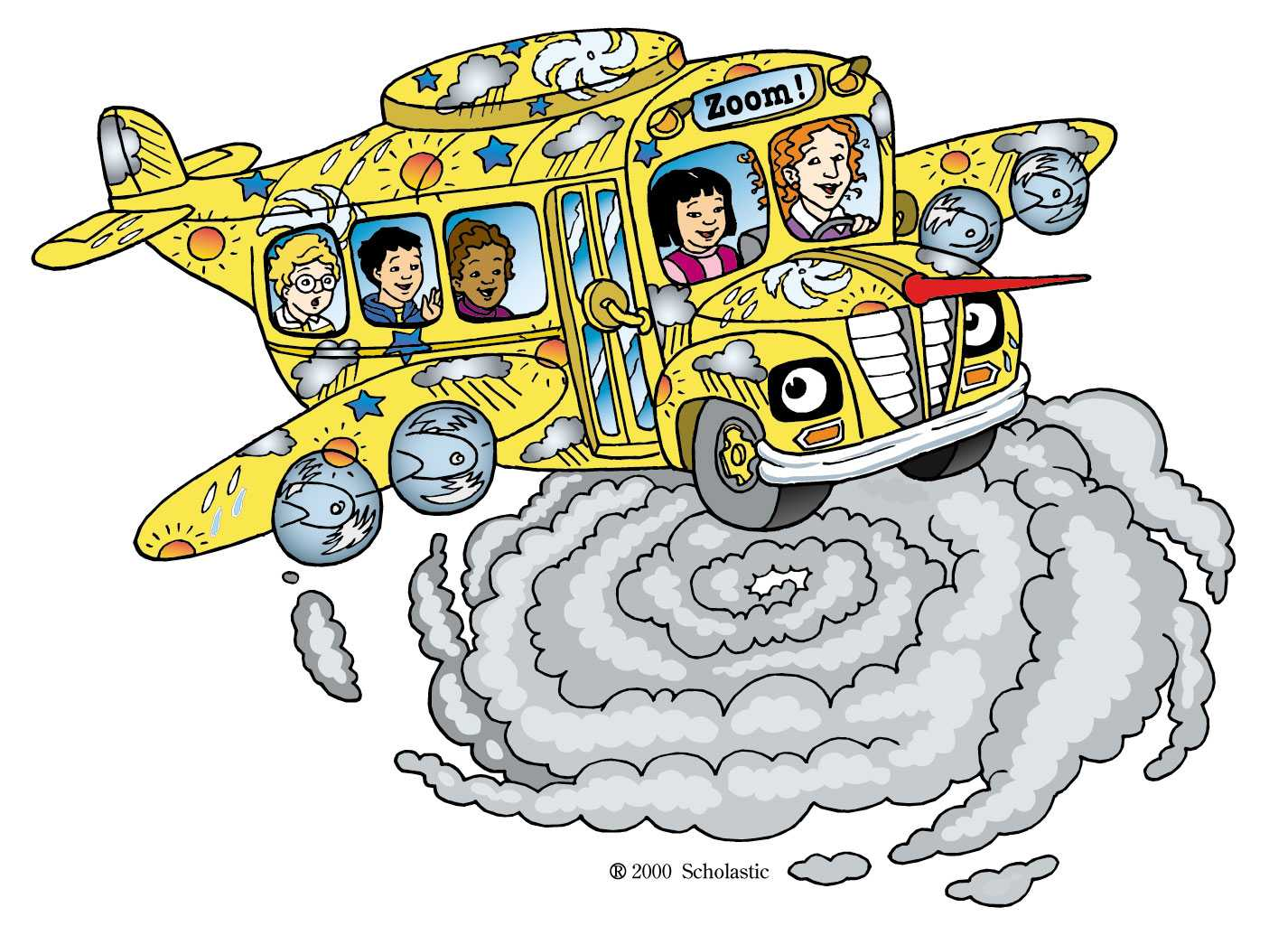 Magic school bus coloring pictures - Take Chances Make Mistakes Get Messy The Magic School Bus Reboot Is Happening