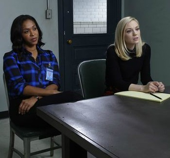Conviction: 01x11, Black Orchid | Black Orchid