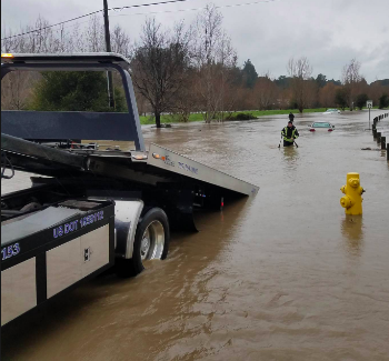 Bay Area Highways Shut Down Due To Storm   storm