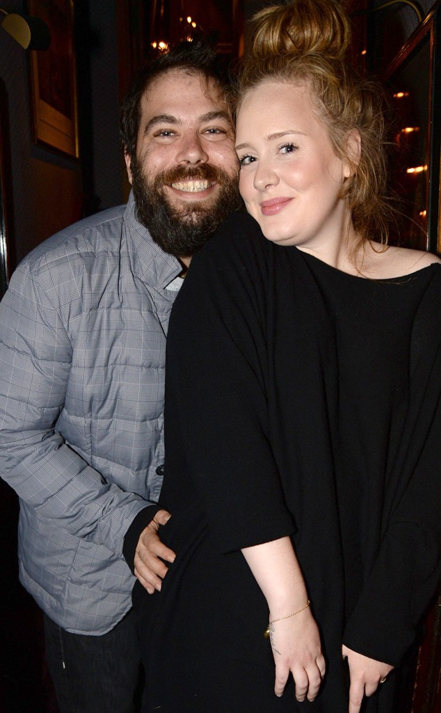 Adele And Longtime Boyfriend Simon Konecki Married? | Adele