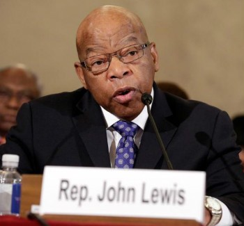 John Lewis: Trump Is Not A