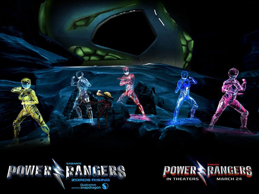 Get A Look At The New Zords In Power Rangers: Zords Rising | Rangers