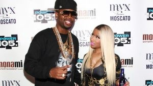Meek Mill, Nicki Minaj, And Safaree Samuels: A Love Triangle | Nicki Minaj