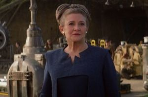 No CGI Recreation For Carrie Fisher In Future Star Wars Films | Carrie Fisher