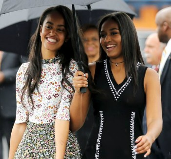 Bush Daughters Write Heartfelt Letter To Obama Daughters | Bush Daughters
