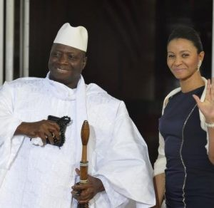 New President Of Gambia Inaugurated, Jammeh Exiled | Gambia