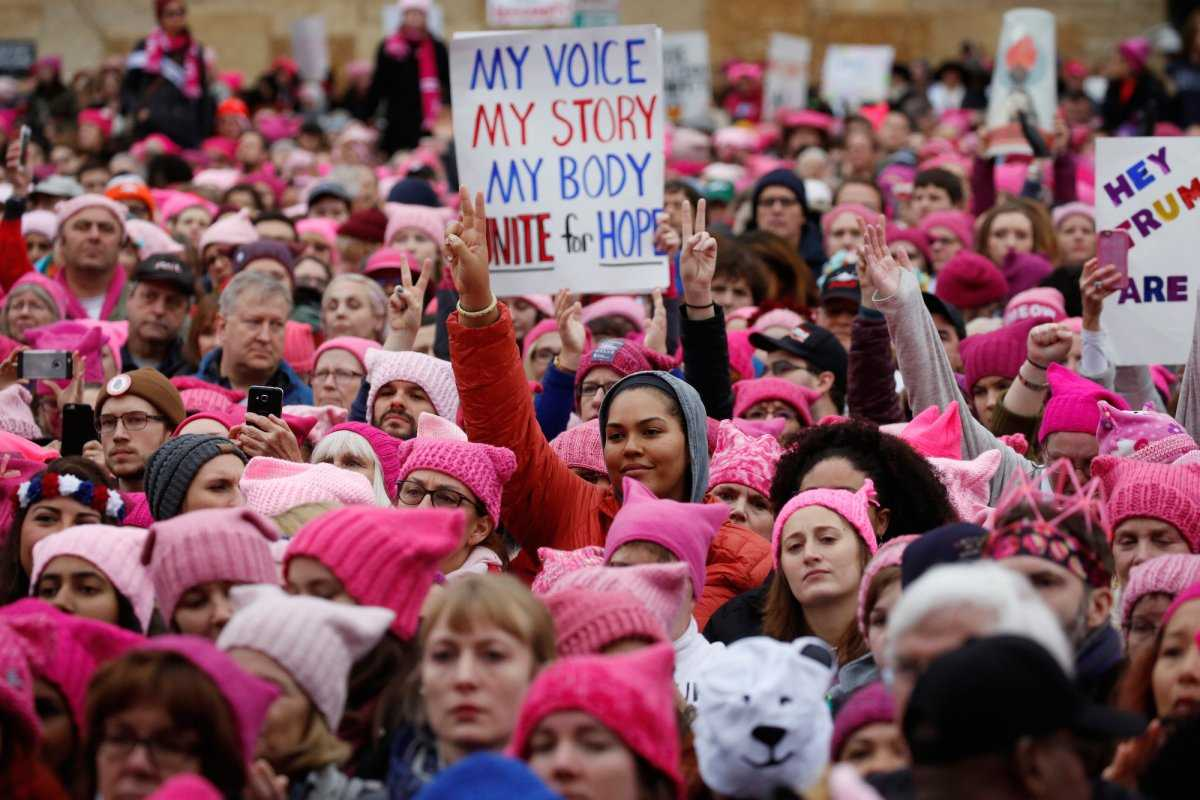 Women's March Shows That Love Trumps Hate | Women's March
