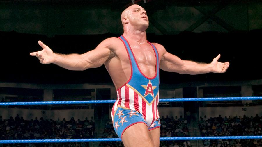 Kurt Angle To Headline WWE Hall Of Fame 2017 | Angle