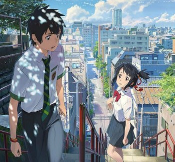 Anime Sensation 'Your Name' Coming To U.S. Theaters | Your Name