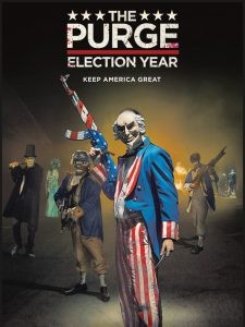 Trump's Slogan Is From The Purge: Election Year | Slogan