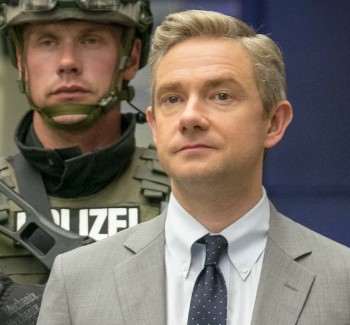 Martin Freeman Will Be In The 'Black Panther' Film! | Freeman
