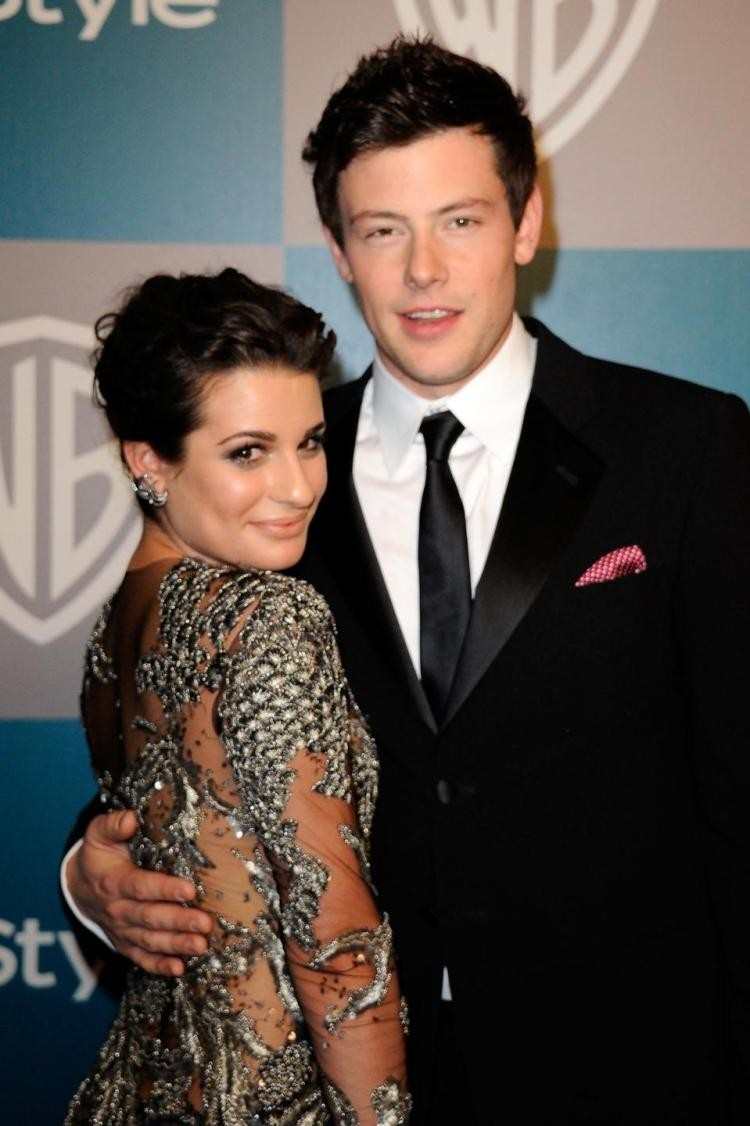 Lea Michele Shares A Heartwarming Photo Of Late Boyfriend Cory Monteith | Lea Michele