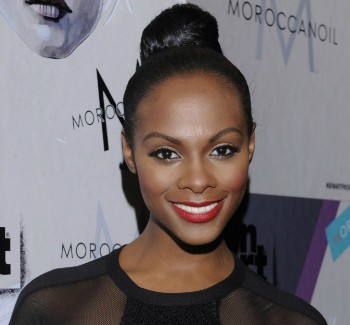 Tika Sumpter Has Some Exciting News | Sumpter