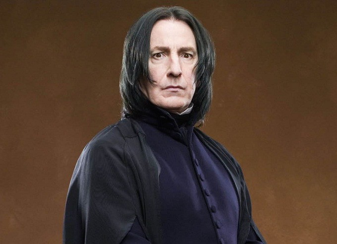Severus Snape Was A Textbook Leader | snape