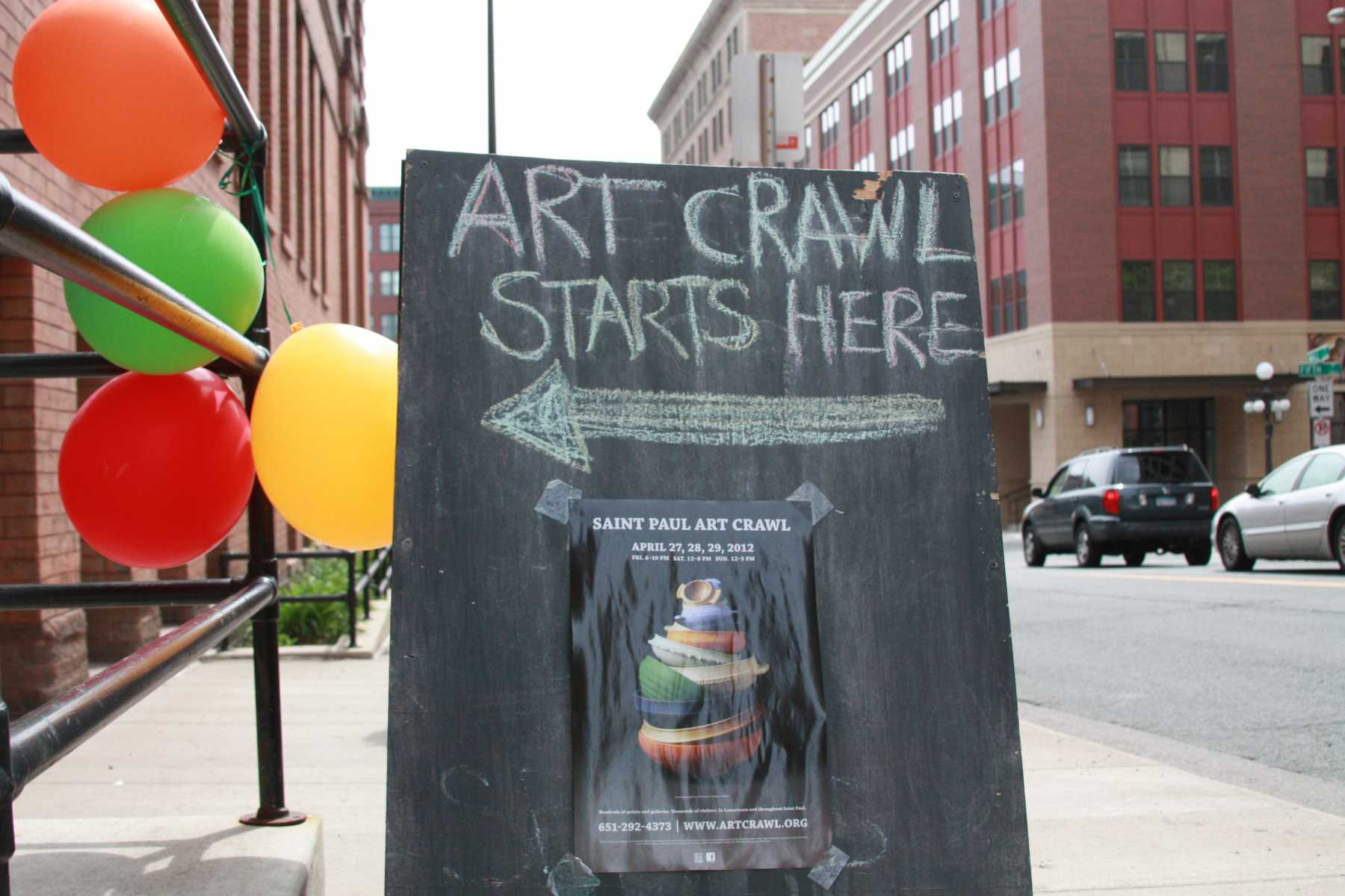Supporting Local Art By Crawling Across The Nation | art