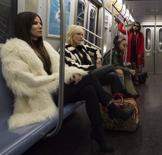 A First Look At The Cast Of Ocean's 8 | Ocean's 8