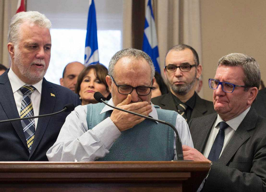 Six Dead, Many Injured After Quebec Mosque Shooting | shooting