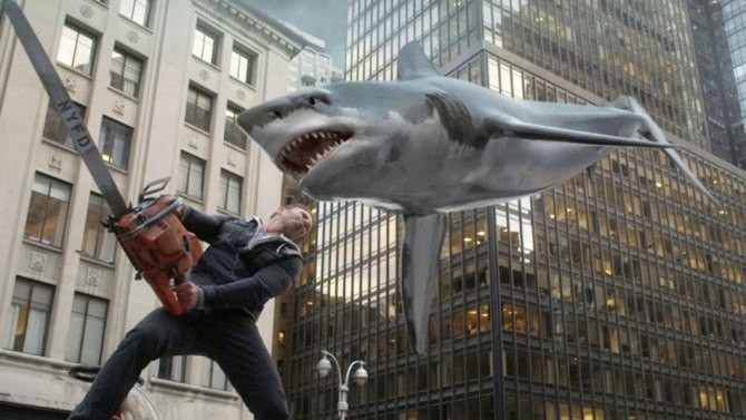 Look Out! Sharknado 5 Is On The Horizon | Sharknado