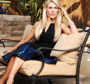 Gretchen Rossi Talks Choices Recovery And Gretchen Christine: PopWrapped At Sundance | Gretchen Rossi