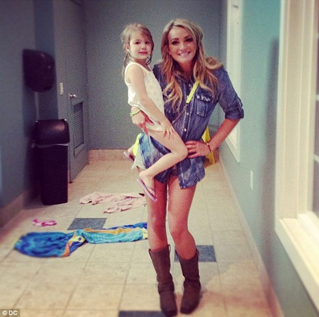 Jamie Lynn Spears' Daughter Recovering After Crash | Jamie Lynn