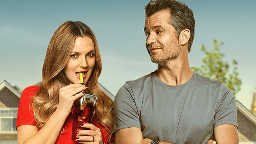 Netflix's Santa Clarita Diet Is A Mixed Bag Of Crazy Fun | Santa Clarita Diet