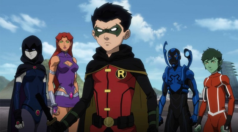 Upcoming Teen Titans Film Announced, Trailer Released | Teen Titans