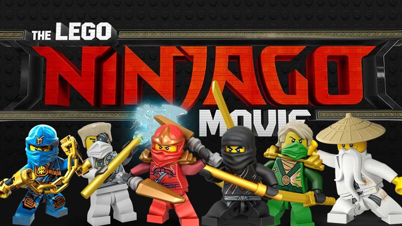 LEGO Ninjago Movie Trailer Released | Lego Ninjago Movie