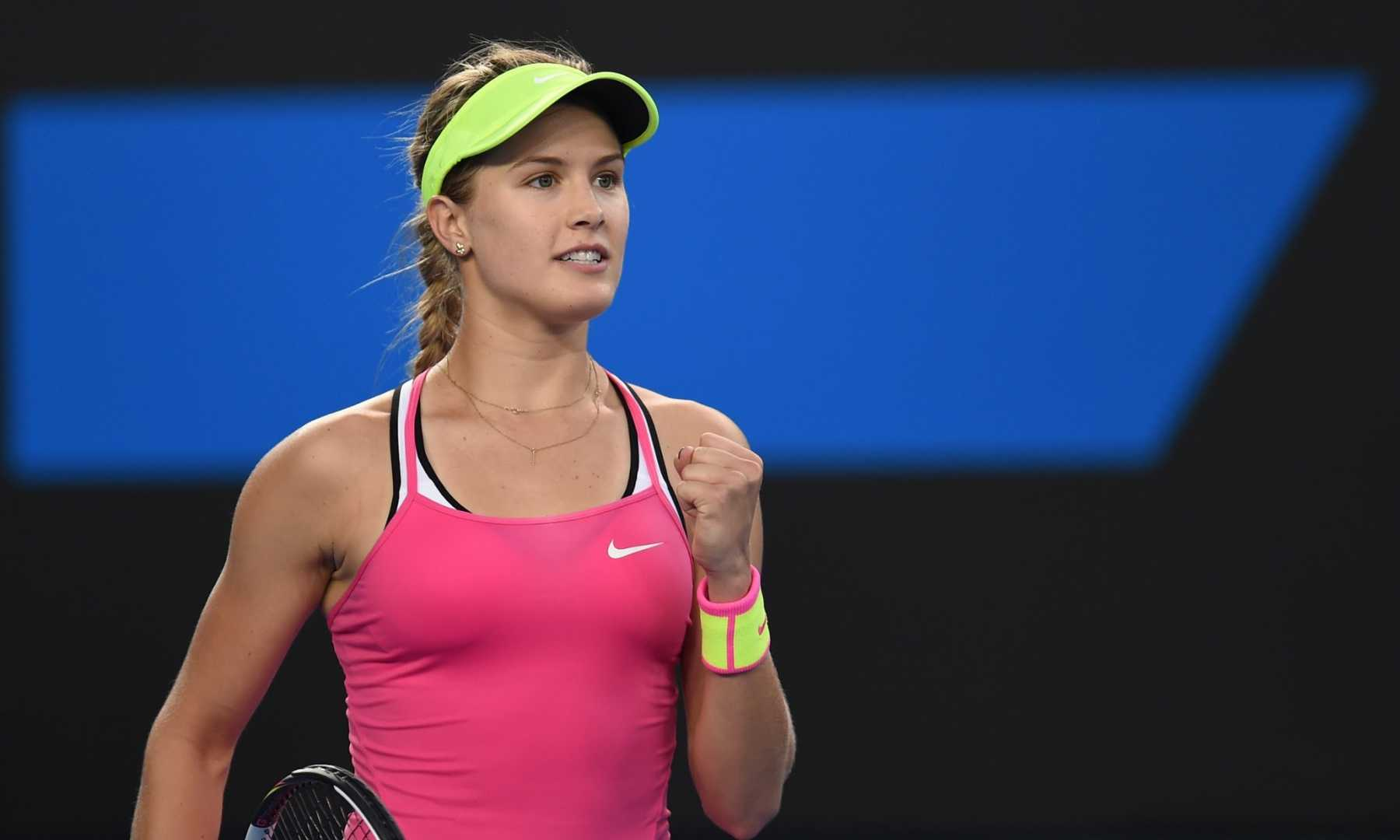 Eugenie Bouchard photos