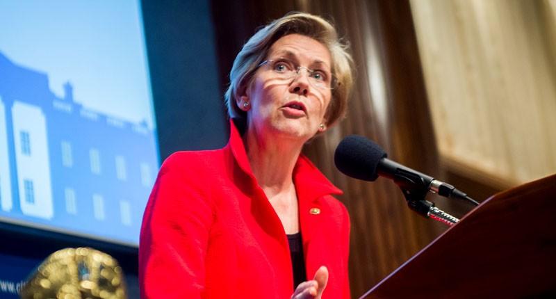 Donations For Elizabeth Warren Re-election Surge After Senate Rebuke | Elizabeth Warren