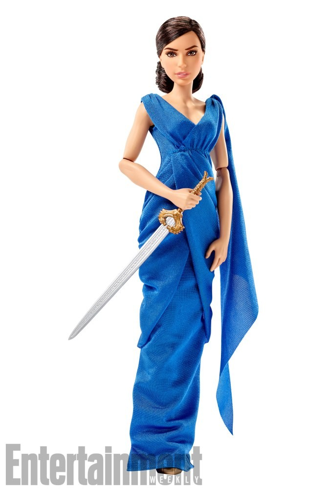 Mattel Releases New Wonder Woman Dolls | Wonder Woman