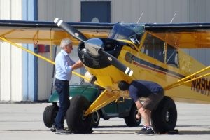 Harrison Ford Involved In Near-Miss With Airliner | Ford