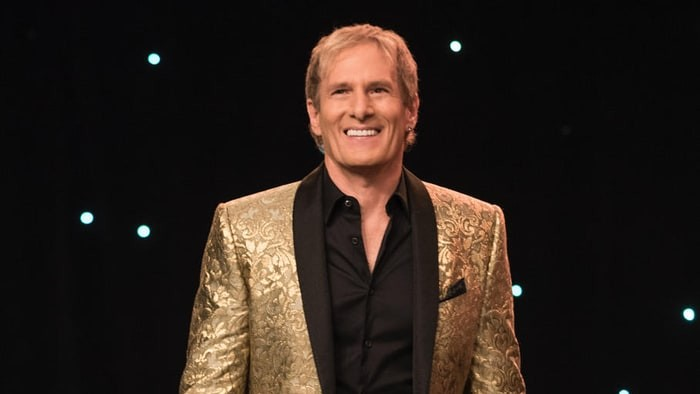 Michael Bolton Saves Christmas With Netflix's Big Sexy Valentine's Special! | Michael Bolton