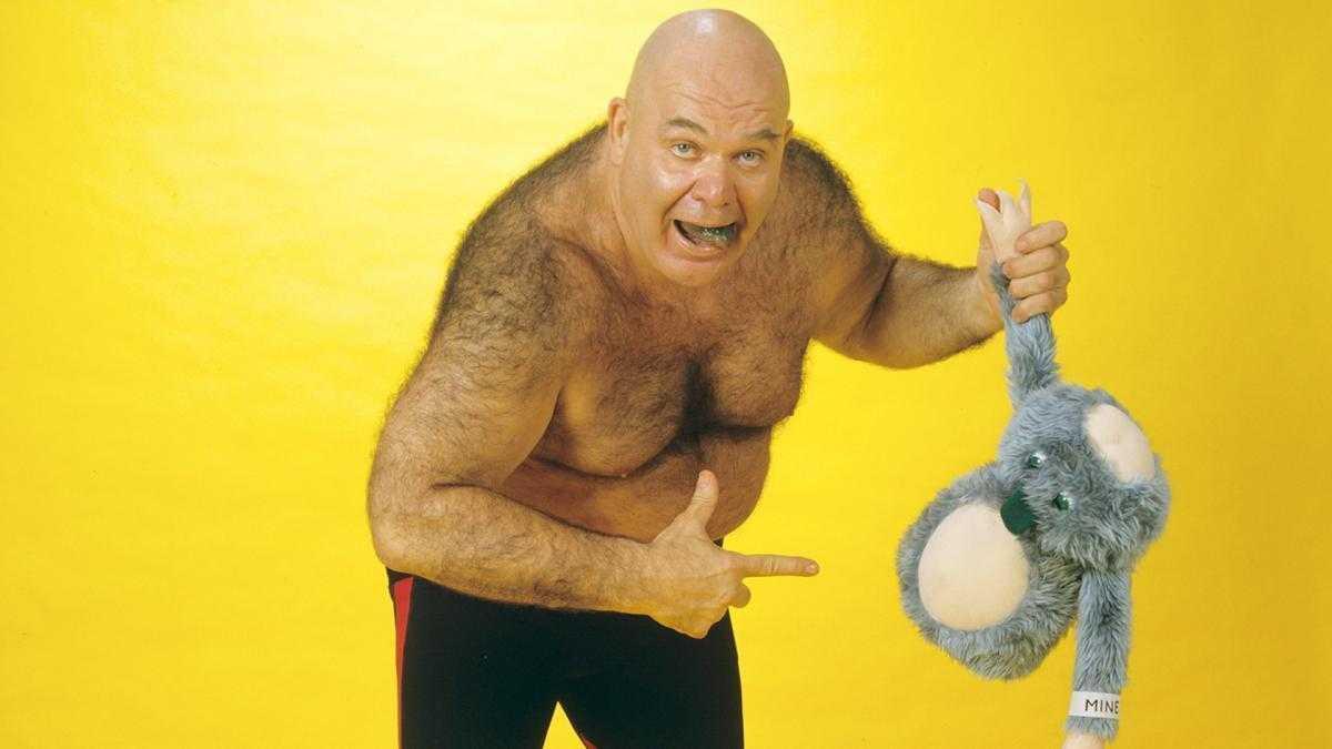 WWE Hall Of Famer George