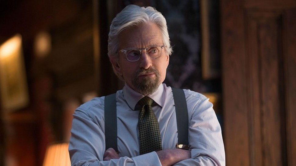 Big 'Little' News: Michael Douglas Joins Ant-Man And The Wasp | Michael Douglas