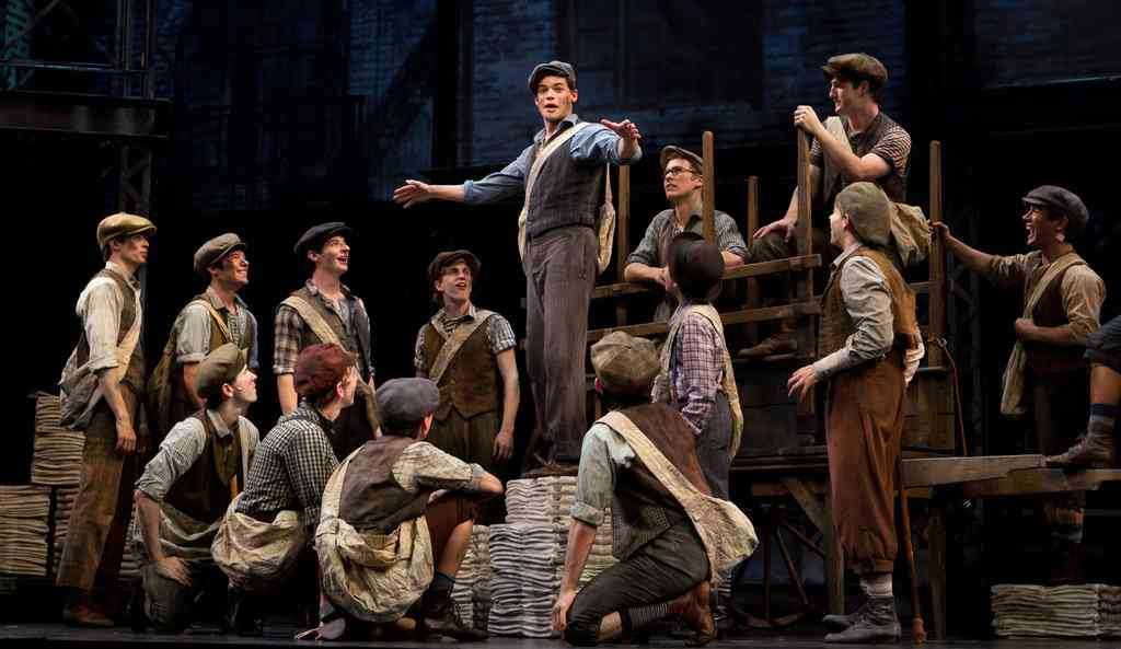 Is The Newsies Movie Blazing The Trail For More Accessible Musicals? | Newsies