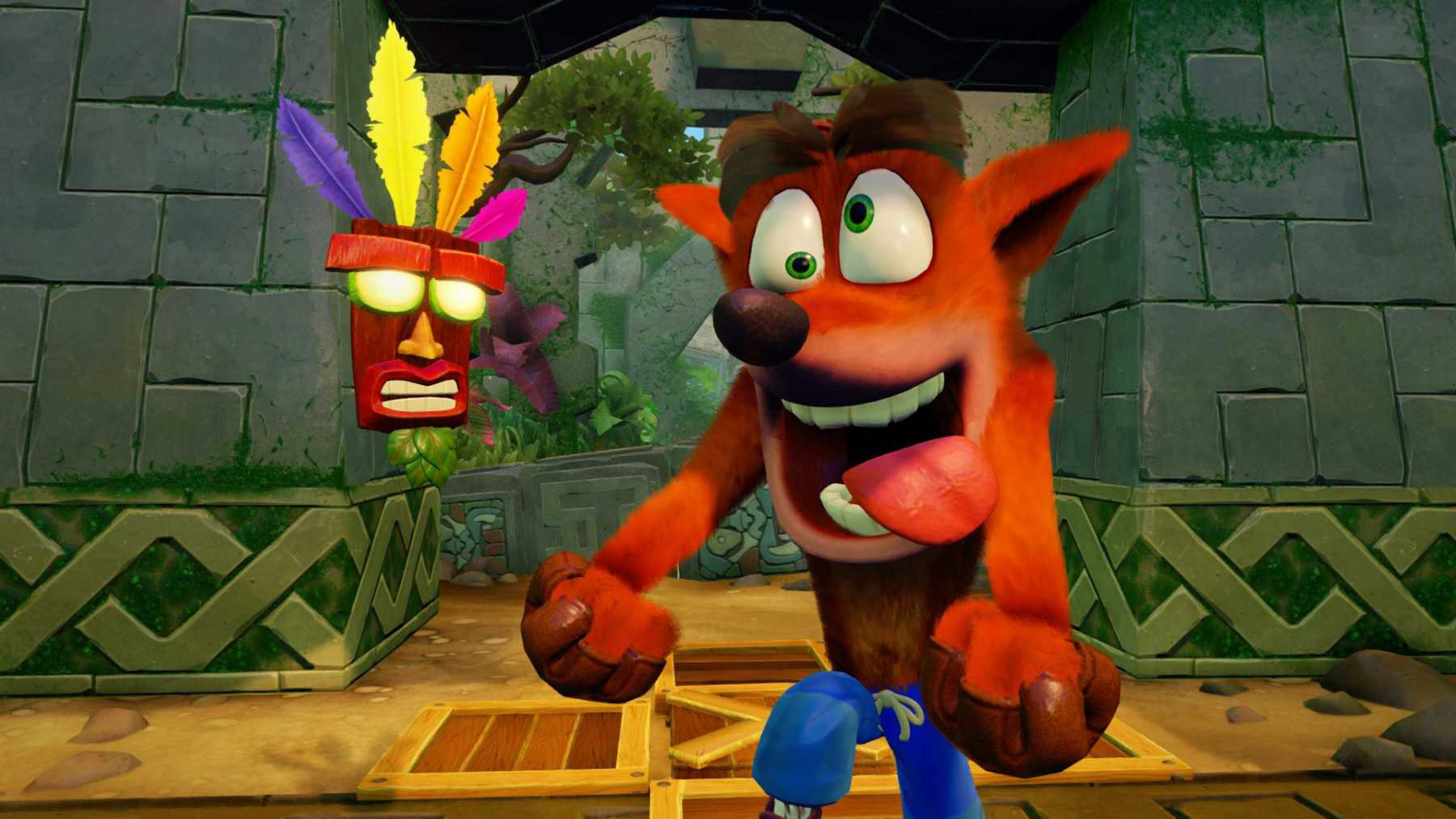 Crash Bandicoot N. Sane Trilogy Gets Release Date | Crash Bandicoot