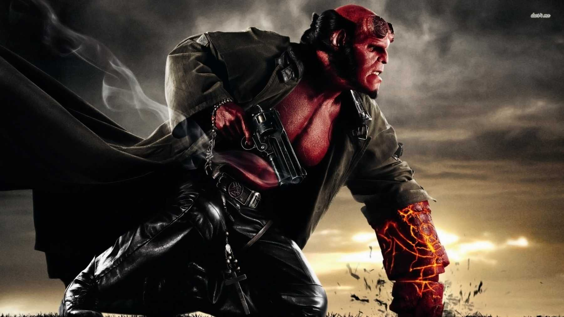 Guillermo del Toro Confirms Hellboy 3 Is A No Go | Hellboy