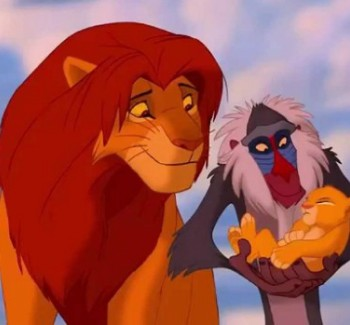 Simba And Mufasa Cast For Live-Action The Lion King | Lion King