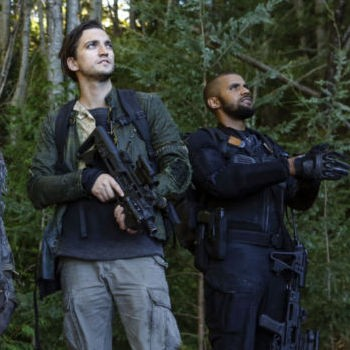 The 100: 04x04, A Lie Guarded | a lie guarded