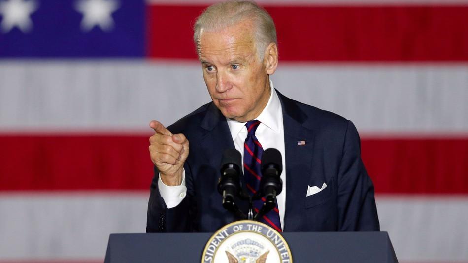 Joe Biden Babies President Donald Trump | Joe Biden